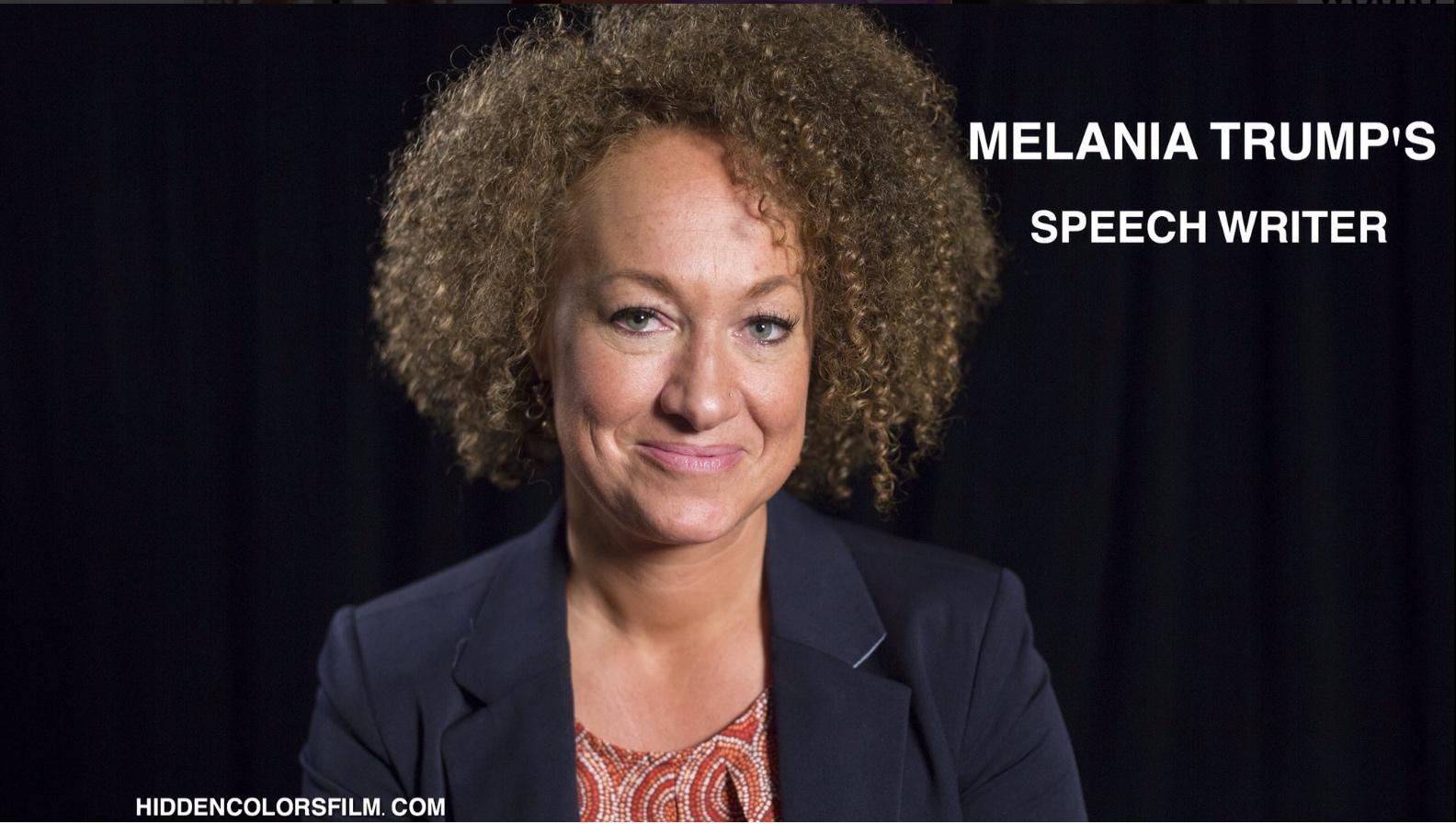 Melania Plagiarized Michelle Obama - Meme 2