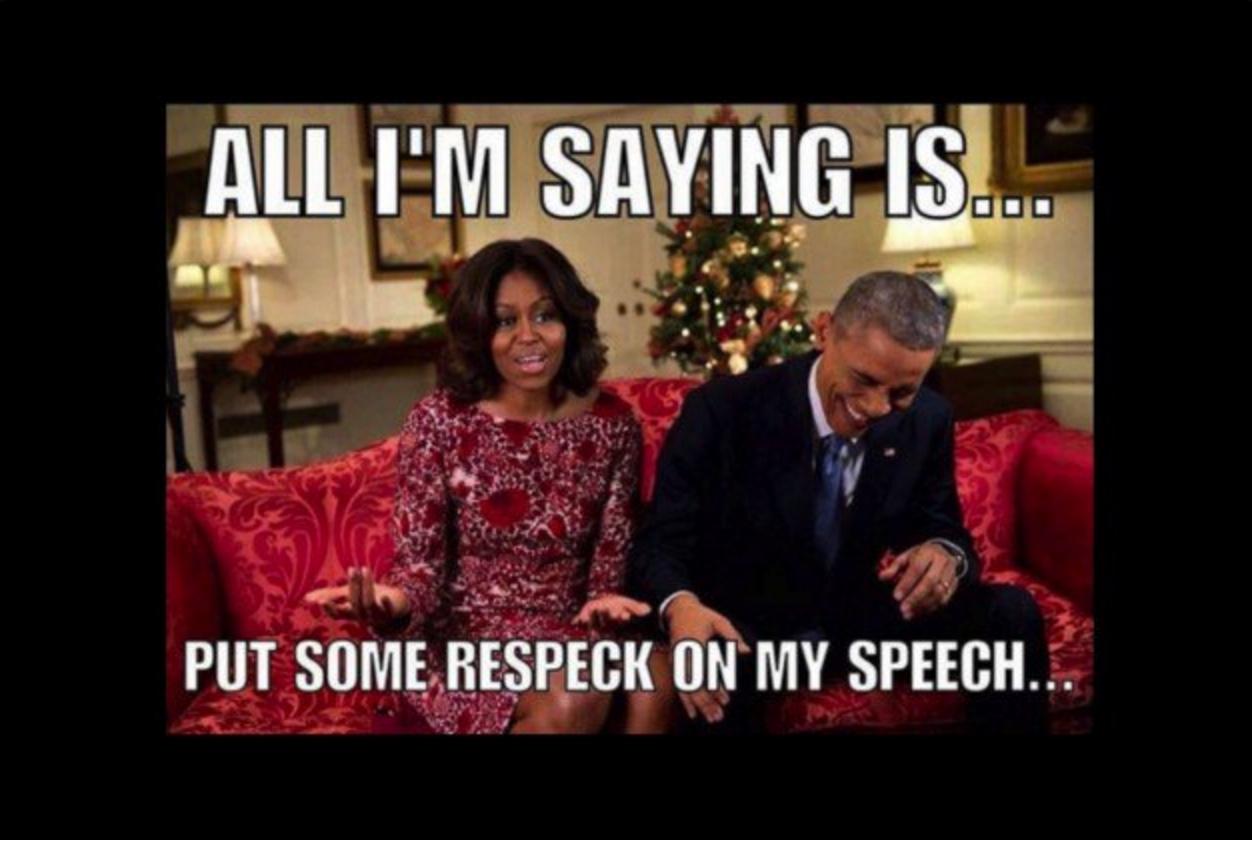 Melania Plagiarized Michelle Obama - Meme 3