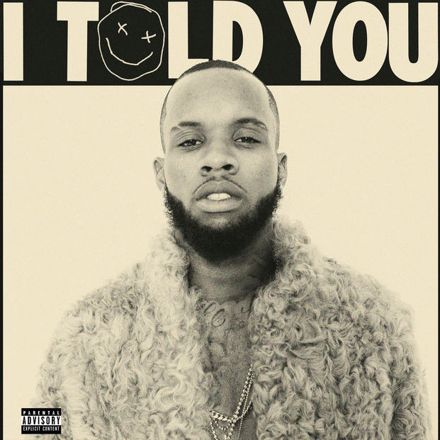 "Tory Lanes ""I Told You"" cover art"