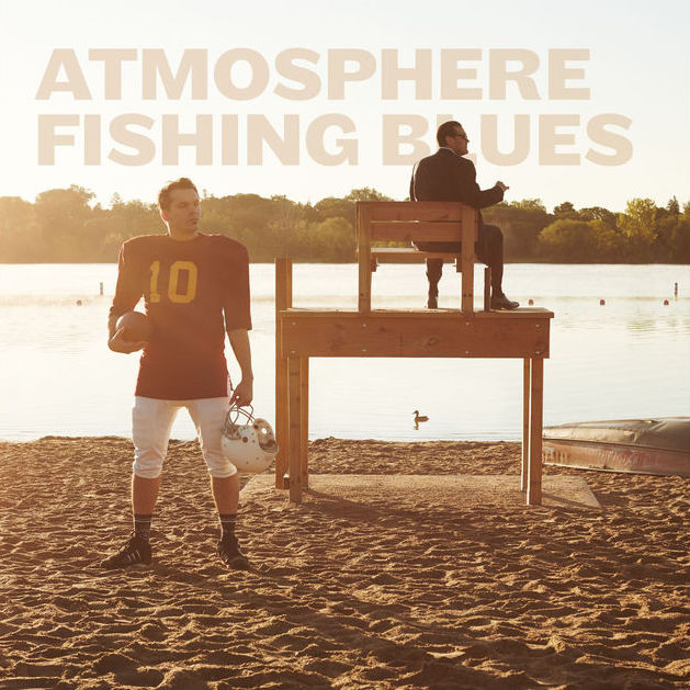 "Atmosphere ""Fishing Blues"" cover art"