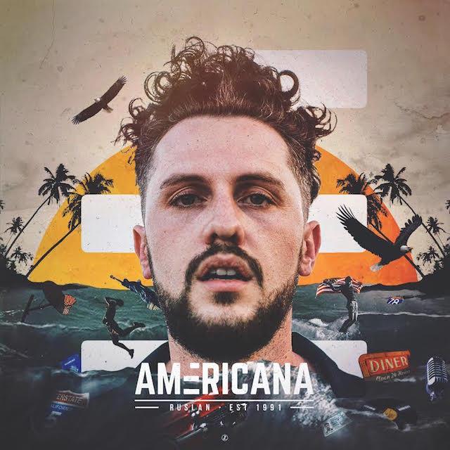 Ruslan Americana album
