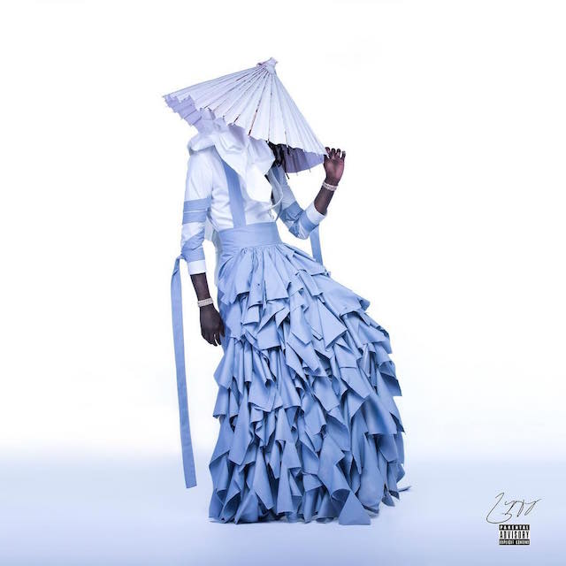 "Young Thug aka No My Name Is Jeffery ""Jeffery"" Mixtape cover art"