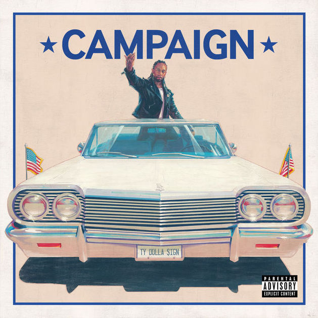 ty dolla sign campaign cover art