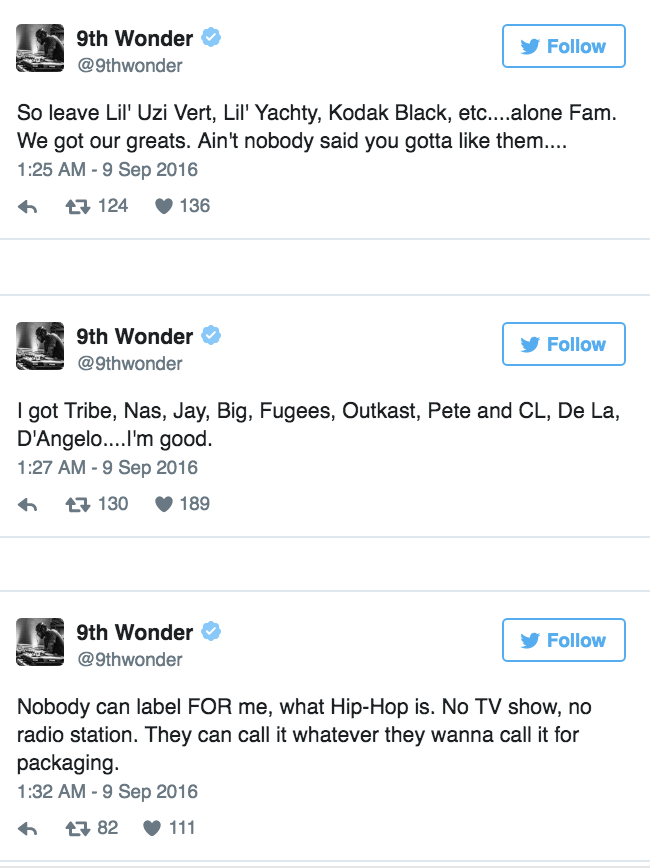 9th Wonder Lil Yachty Twitter 6
