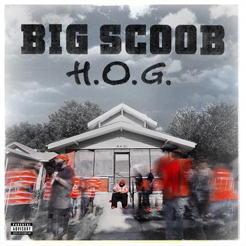 Big Scoob H.O.G. album cover art