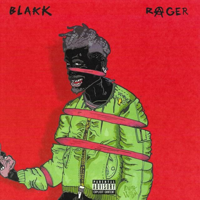 BlakkRagerCover