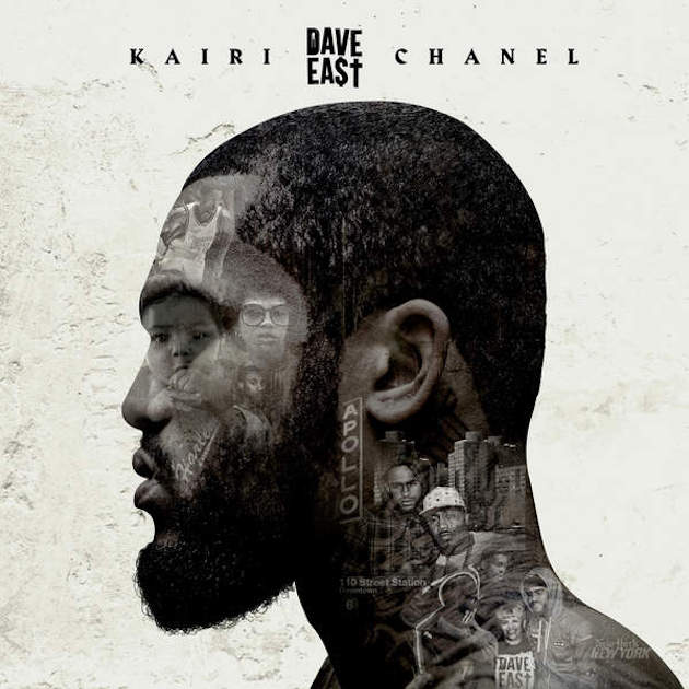 Dave East Kairi Chanel mixtape cover art