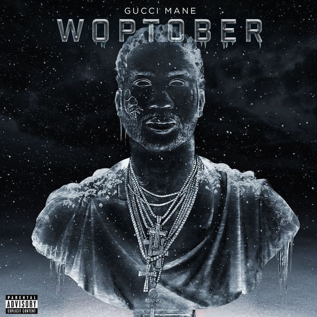 Gucci Mane woptober cover art