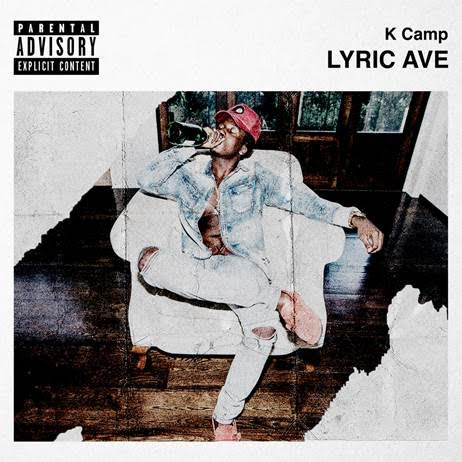 "K Camp ""Lyric Ave"" EP Cover Art"