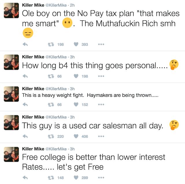 Killer Mike debate 4