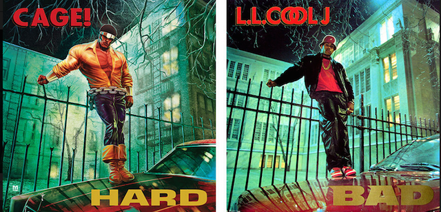 LL Cool J Luke Cage Marvel