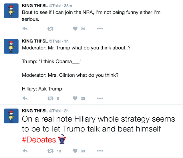 Thi'sl debate 2