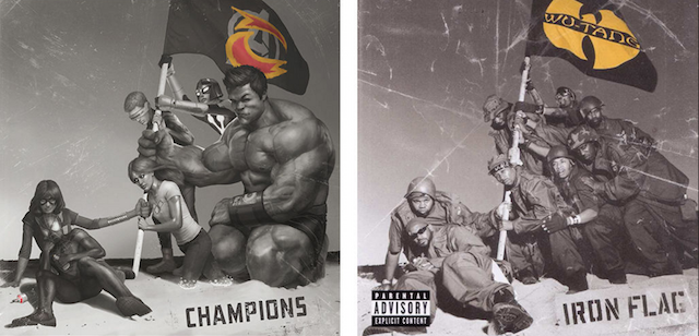 Wu-Tang Clan Champions Marvel