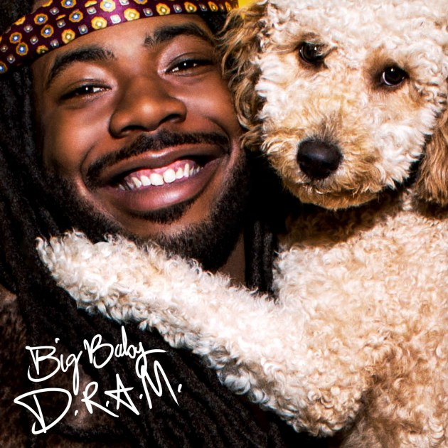 Big Baby D.R.A.M. album cover art