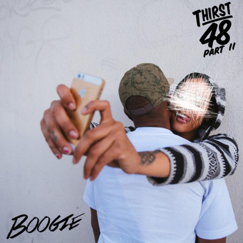 Boogie Thirst 48 Part II mixtape
