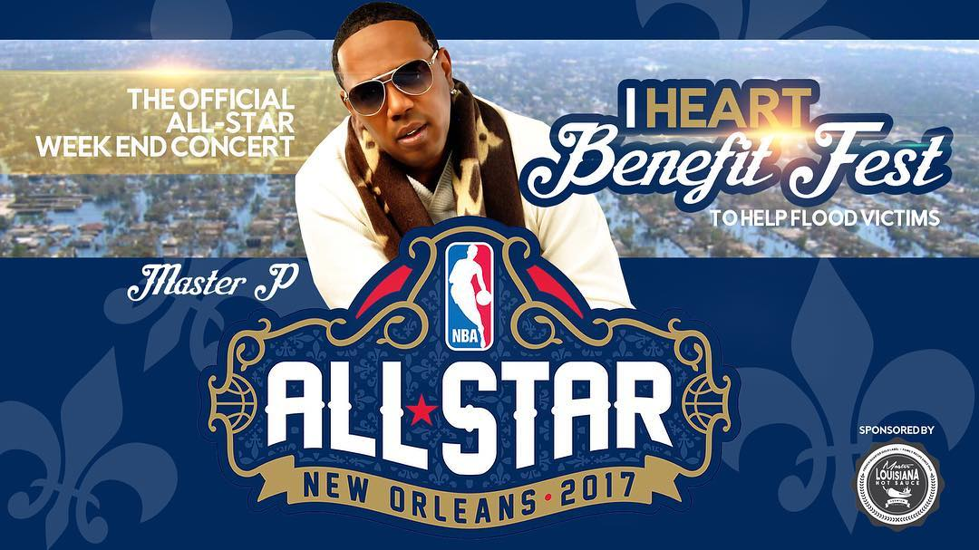 Master P Announces Special NBA All-Star Weekend Event