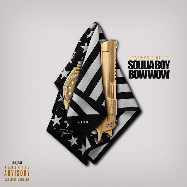 "Soulja Boy and Wow Team Up for ""Ignorant Shit"" collaborative album"