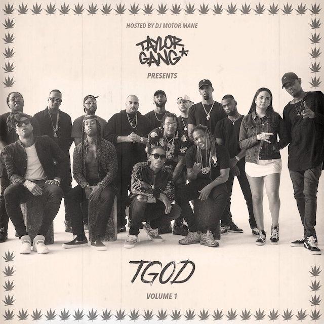 Taylor Gang TGOD vol. 1 cover art