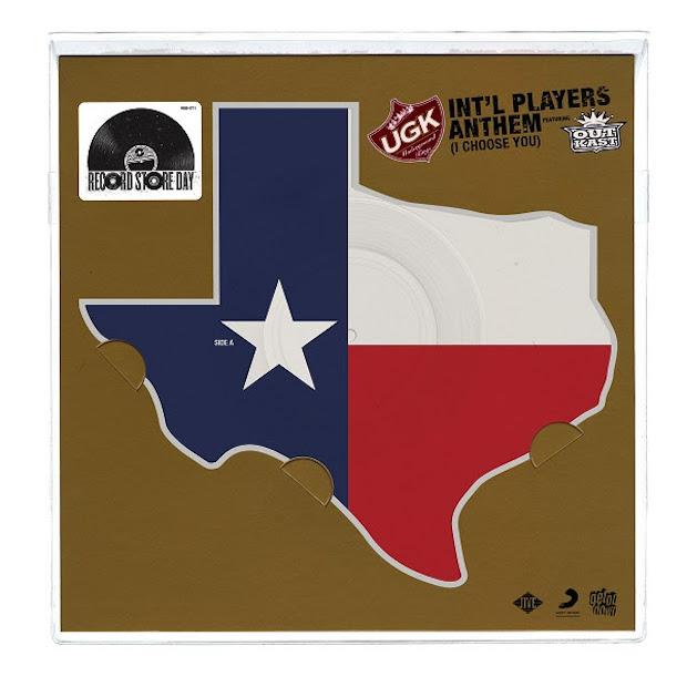 UGK Outkast Int'l players anthem texas vinyl