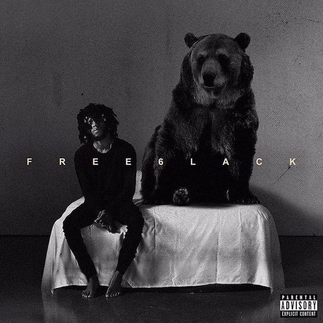 6lack free 6lack album cover