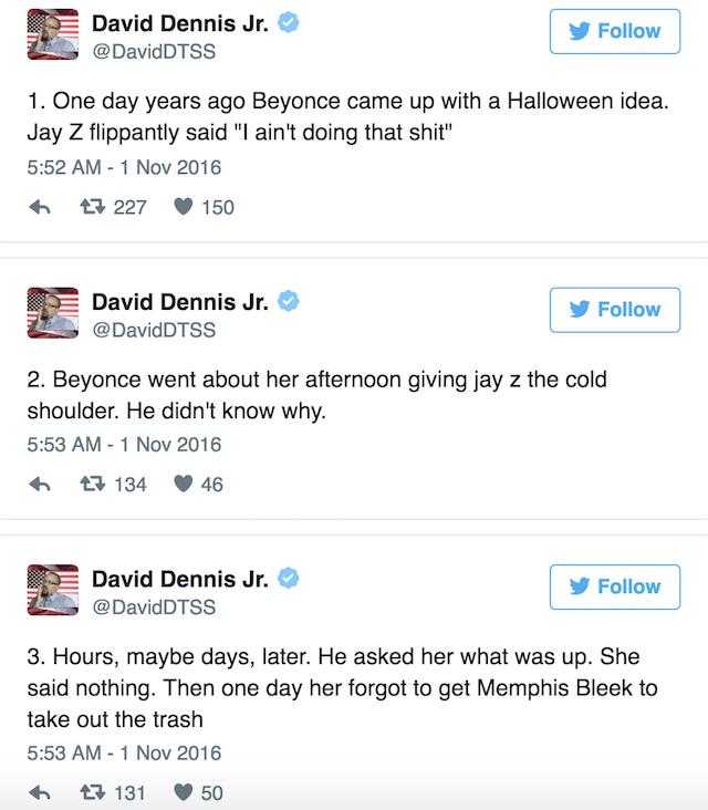 Beyonce Jay Z Barbie Halloween 1