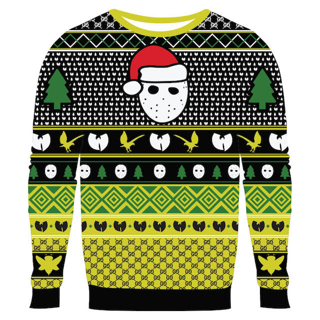 Ghostface Killah Christmas Sweater