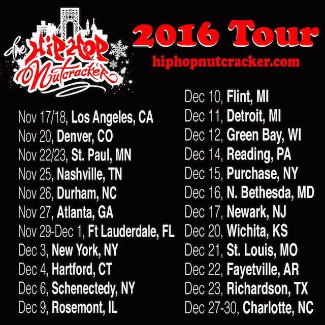 Hip Hop Nutcracker Tour