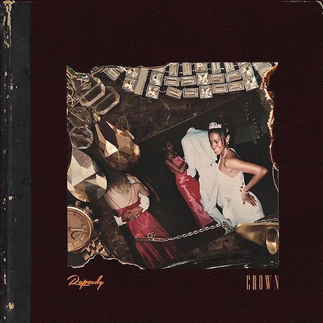 Rapsody Crown mixtape cover art