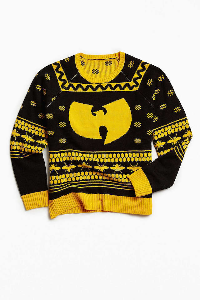 Wu-Tang Clan sweater
