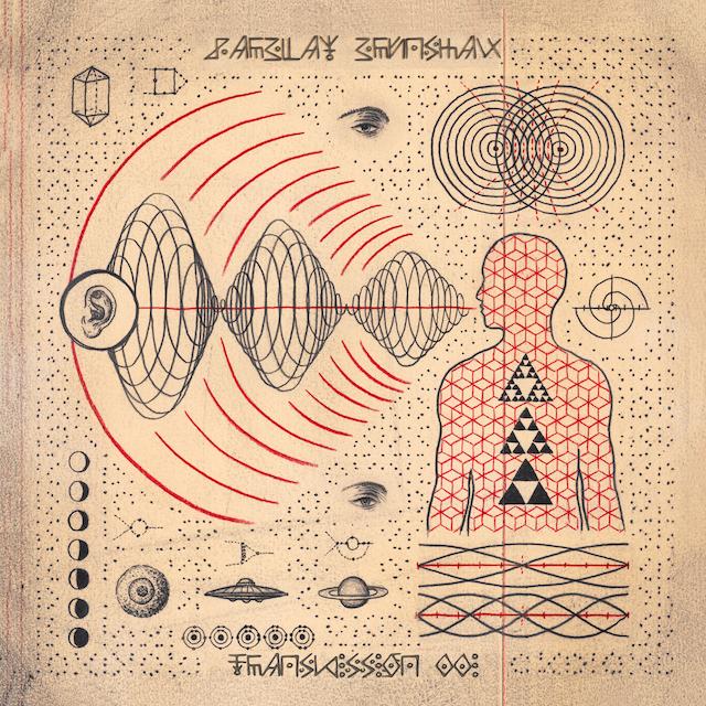Barclay Crenshaw Transmissions 001 mixtape cover art