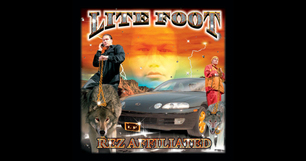 Rez Affiliated_Litefoot_CoverArt