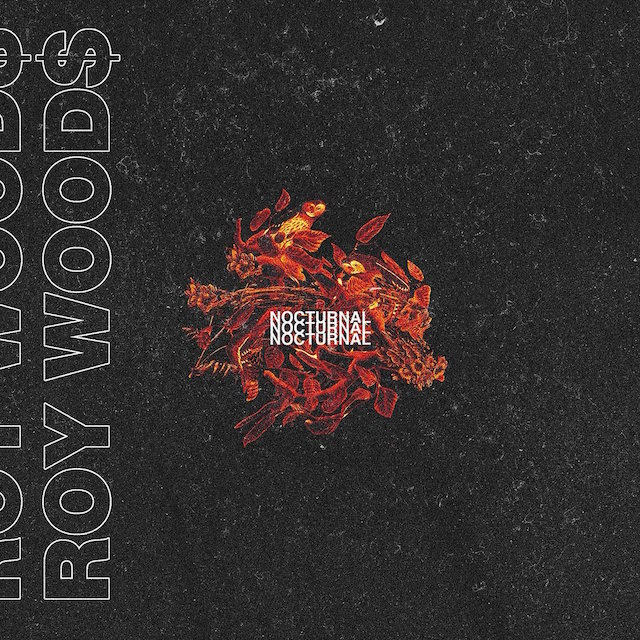 Roy woods Nocturnal ep cover art