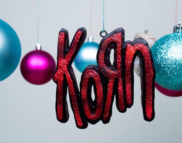 Spotify KORN ornament
