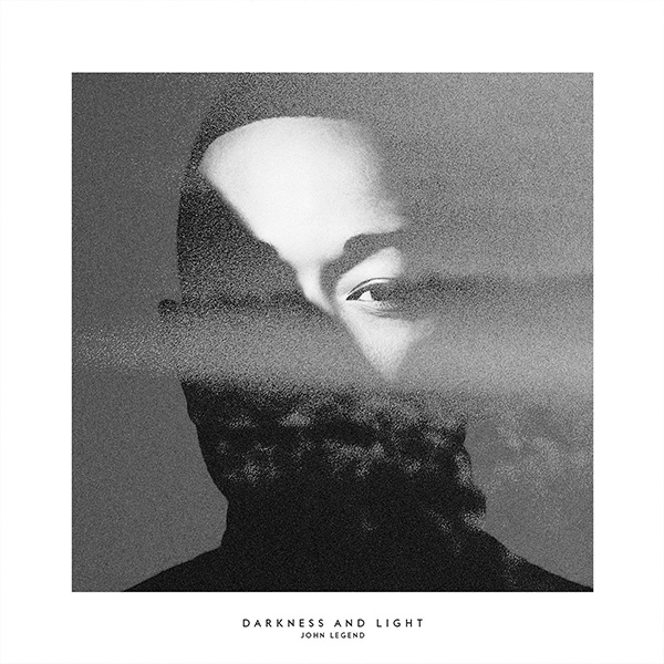 John Legend Darkness and Light album cover art