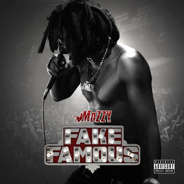 Mozzy Fake Famous album cover art