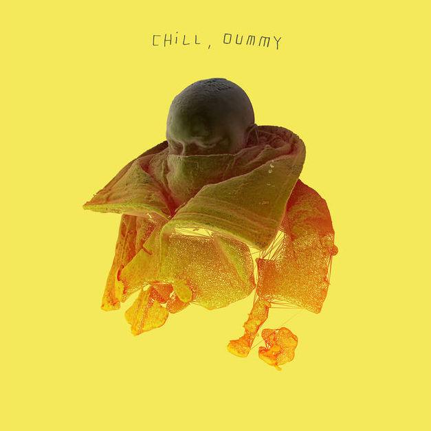 P.O.S chill dummy album cover art