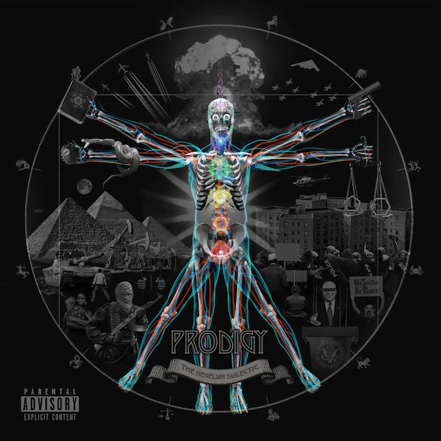 Prodigy Hegelian Dialectic: The Book Of Revelation album cover art