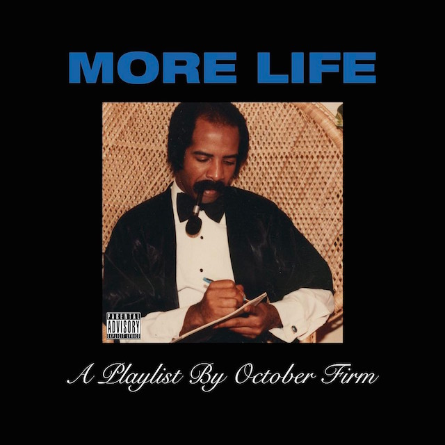 Drake More Life playlist cover art
