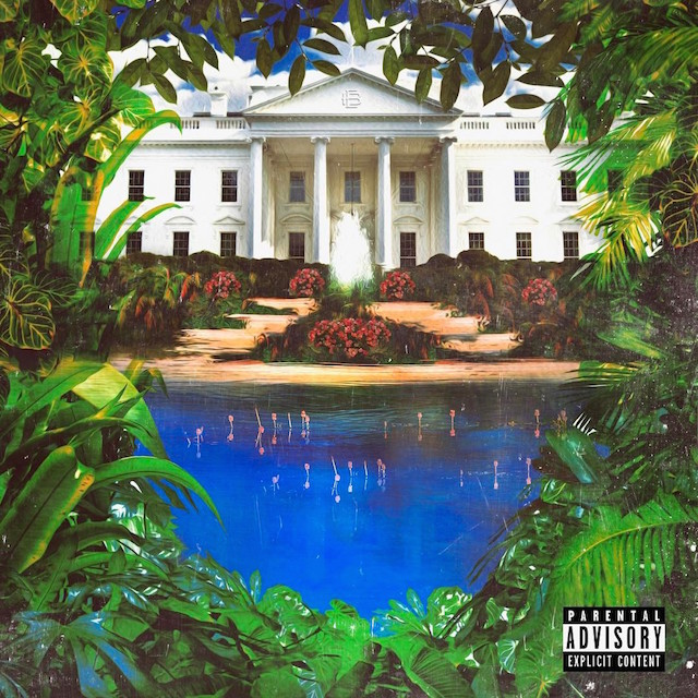 Eric Bellinger Eric B for president term 2 cover art