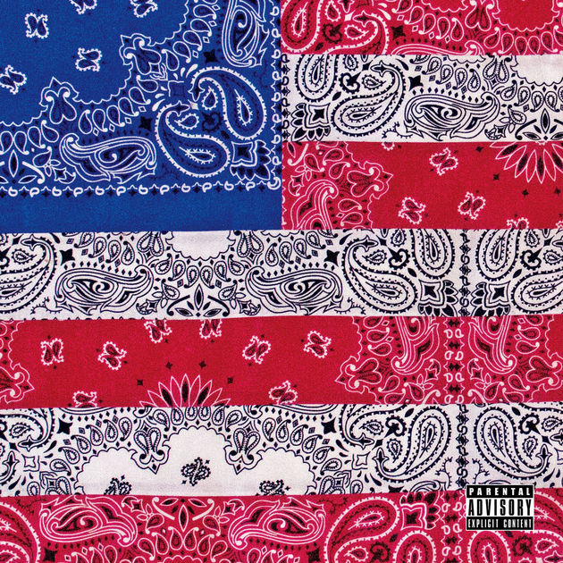 Joey Badass All-Amerikkkan Bada$$ album cover art