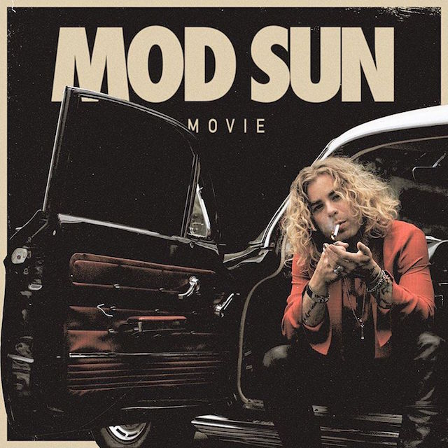 Mod Sun Movie album cover art
