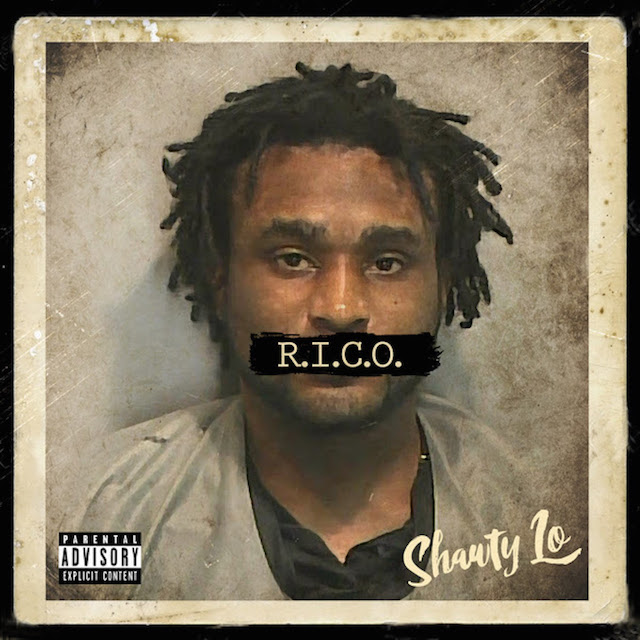 Shawty Lo Rico album cover art
