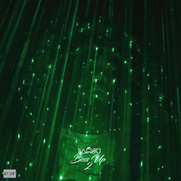 IAMSU Boss Up 2 album cover art