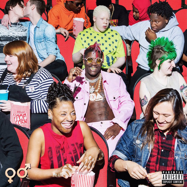 Lil Yachty teenage emotions album cover art