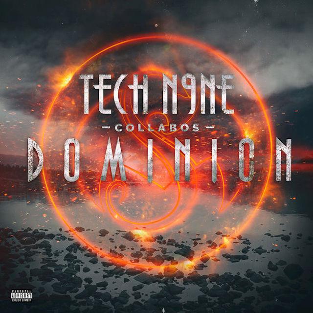 Tech N9ne collabos dominion album cover art