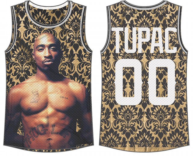 Tupac Forever 21 Urban Outfitters lawsuit