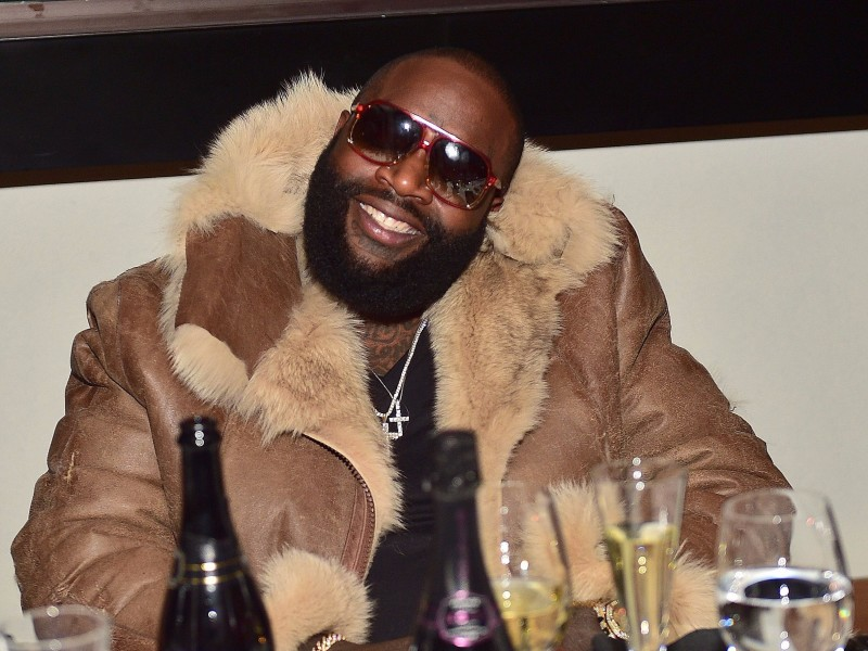 Rick Ross' Comments On Female Rappers Are Every Woman's Nightmare