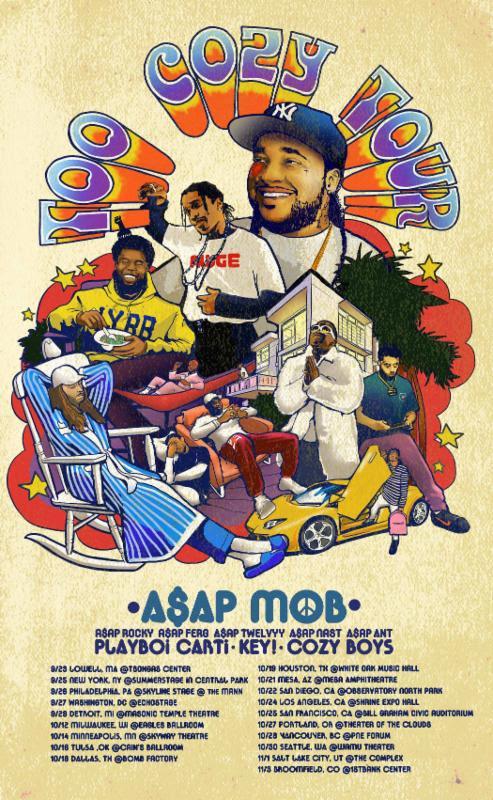 asap tour