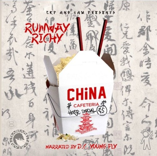 """Runway Richy's """"China Cafeteria 2.5"""" Mixtape Featuring Gucci Mane Is Here"""