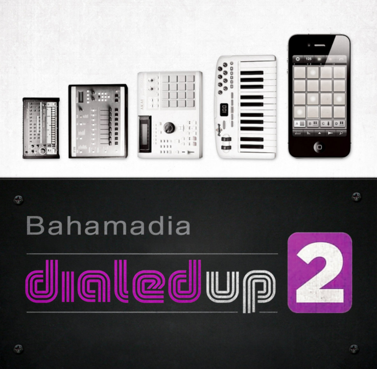 "Bahamadia's Phone-Produced ""Dialed Up 2"" Project Is Off The Hook"